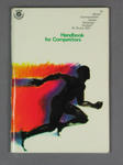 Booklet, 1970 British Commonwealth Games Handbook for Competitors