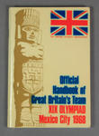 Booklet, Great Britain's Team - 1968 Mexico City Olympic Games