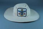 Canvas hat, Australian Services Cricket Association - South Africa 1997