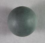 Squash ball, used by Rae Maddern c1950s