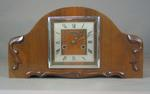 Mantle Clock - possibly associated with 1935 Brownlow medal win by Denis Ryan, Fitzroy Football Club
