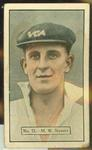 1936-37 Allen's Cricketers Morris Sievers trade card