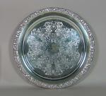 Silver plate awarded for MCC Bowls Club MCC-Esanda Day Invitation Fours, February 9 1992