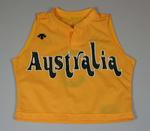 Singlet worn by Jenny Holliday, Atlanta Olympic Games, 1996