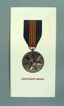 Centenary Medal booklet from the Department of the Prime Minister & Cabinet