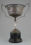 B.L.C.C. Trophy Most improved player 1934-35 presented to B. Hargraves