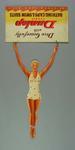 Advertisement, 'Dunlop Bathing Caps & Swim Suits' c1950s