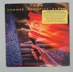 "Vinyl record and poster, ""One Moment in Time - 1988 Summer Olympics Album"""