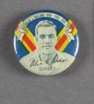 Badge, Alec Bedser c1950