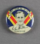 Badge, Len Hutton c1950
