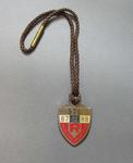 Melbourne Cricket Club membership badge, season 1987/88