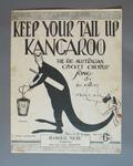 Song sheet music 'Keep your tail up Kangaroo', the Big Australian Cricket Chorus Song by Neil McBeath