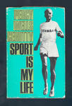 """Book, """"Sport is My Life"""" by Percy Cerutty c1966"""