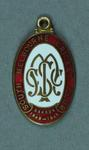 South Melbourne Cricket Club membership medallion, season 1948-49