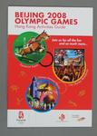 Beijing 2008 Olympic Games - Equestrian - Hong Kong Activities Guide, in English
