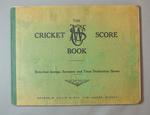 Cricket Score Book Season 1942-43 East Caulfield Ramblers, Pennant Grade, Victorian Women's Cricket