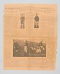 Newspaper - 'The Referee' 10 January 1917 - Australian Training Units & 3rd Australian Divisional Team, London