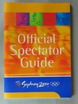 Official Spectator Guide for the Sydney 2000 Olympic Games.