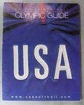 Magazine - 2000 USA Softball Olympic Guide.