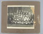 Photograph of Victorian Interstate Team, Adelaide - 24 July 1920