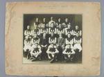 Photograph of Victorian Representative Football Team, Sydney - 1921