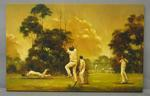 Painting, original,  - [ 'Catch' ] - by artist Dave Thomas 2006
