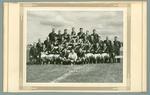 Photograph of Coburg Football Club in Tasmania, 1938