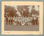 Photograph of Murtoa Football Club, 1911