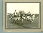 Photograph of Preston FC v Northcote FC football game, 1937