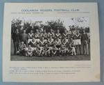 Photograph of Coolamon Rovers Football Club, 1950
