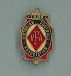 Membership medallion, Victorian Football Association - 1928 season