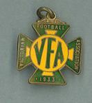Membership medallion, Victorian Football Association - 1933 season