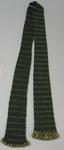 Australian team tie worn by Ray Todd, 1948 Olympic Games