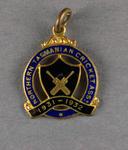 Membership badge, Northern Tasmanian Cricket Association - season 1931/32