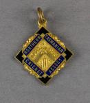 Membership badge, Northern Tasmanian Cricket Association - season 1932/33