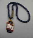 Membership medallion, Melbourne Cricket Club - season 1950/51