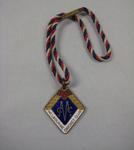 Membership medallion, Melbourne Cricket Club - season 1955/56