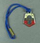 Melbourne Cricket Club membership medallion, season 1983-84
