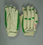 Pair of cricket batting gloves, Kookaburra brand