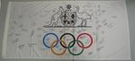 Olympic Flag, 2010 Youth Olympic Games