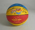 Autographed Adelaide 36ers-branded basketball