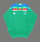 Jumper in South Africa team colours, 1992 Benson & Hedges World Cup