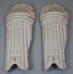 Pair of cricket wicketkeeping pads, Kookaburra - Rod Marsh Brand