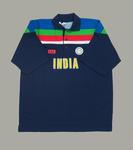 Indian team shirt, 1992 Cricket World Cup