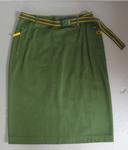 Skirt and belt, Australian team Opening Ceremony uniform, 2000 Sydney Olympics