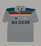 New Zealand team shirt, 1992 Cricket World Cup