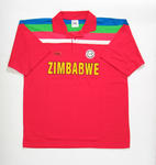 Zimbabwe team shirt, 1992 Cricket World Cup