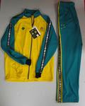 Tracksuit jacket and pants, Australian team uniform, 2001 East Asian Games, Osaka