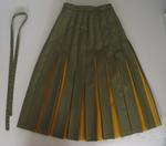 Skirt and belt, Australian team uniform