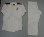 White judo gi, Australian team uniform, 2001 East Asian Games, Osaka